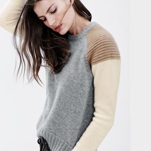 J Crew Collection Italian Cashmere Sweater